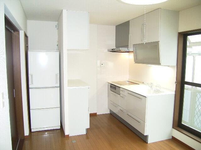 キッチン増設後
